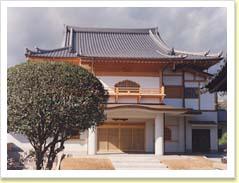 親縁寺本堂