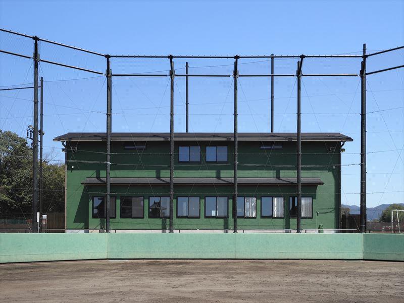 京都市伏見桃山運動公園野球場スタンド等新築工事