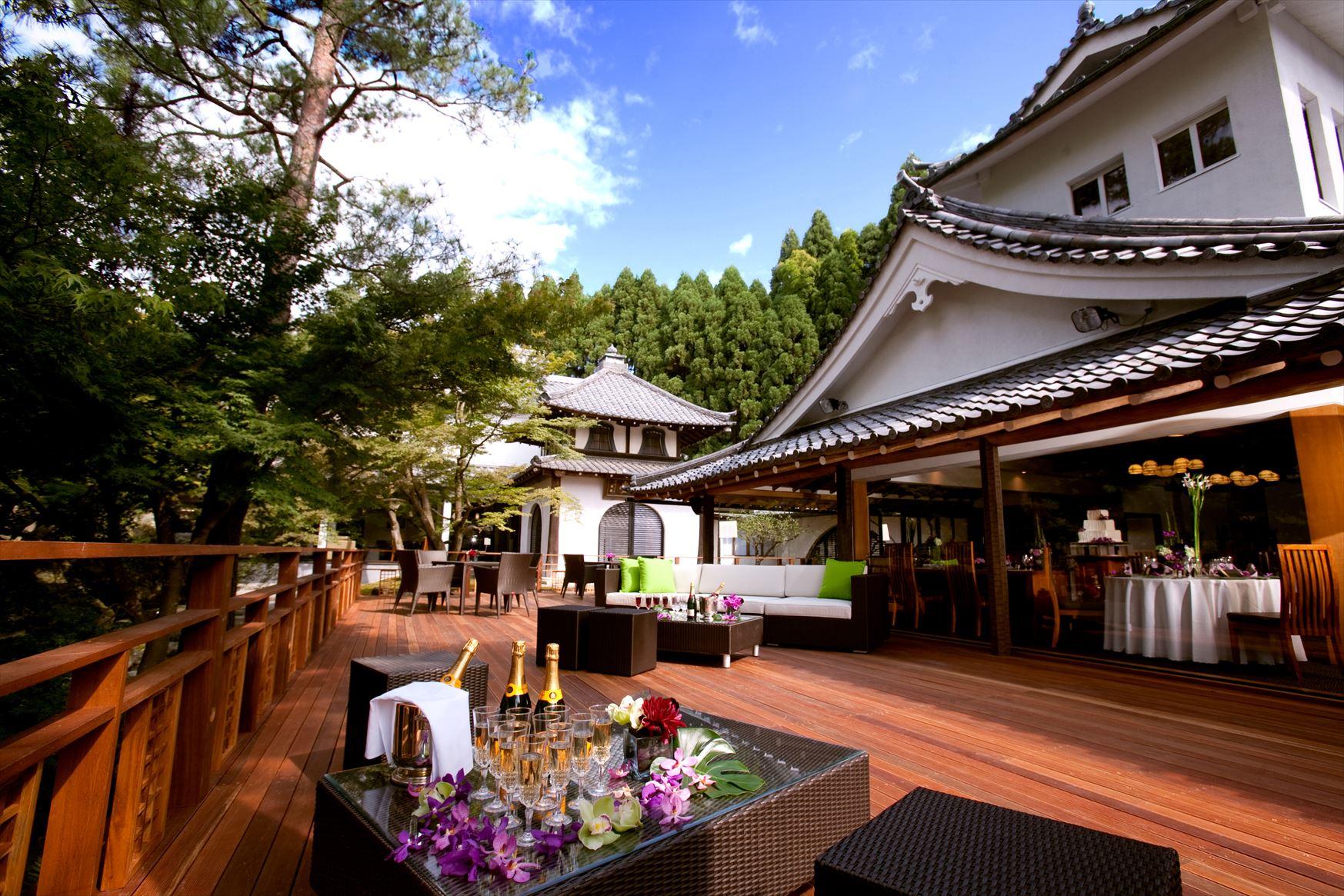 しょうざんリゾート京都  紫水苑